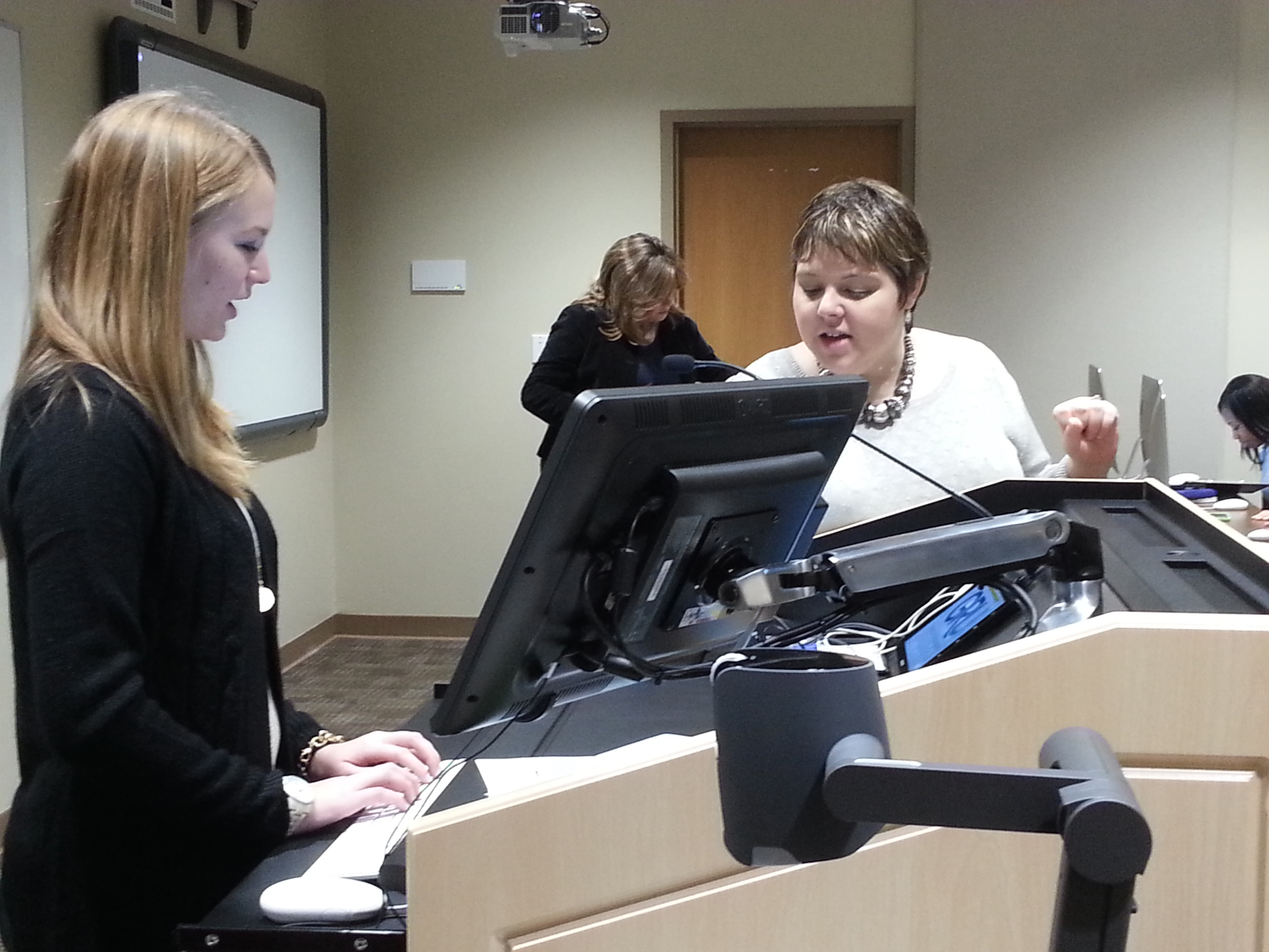 Instructional Resource Center Adds Customized Workshops For Area